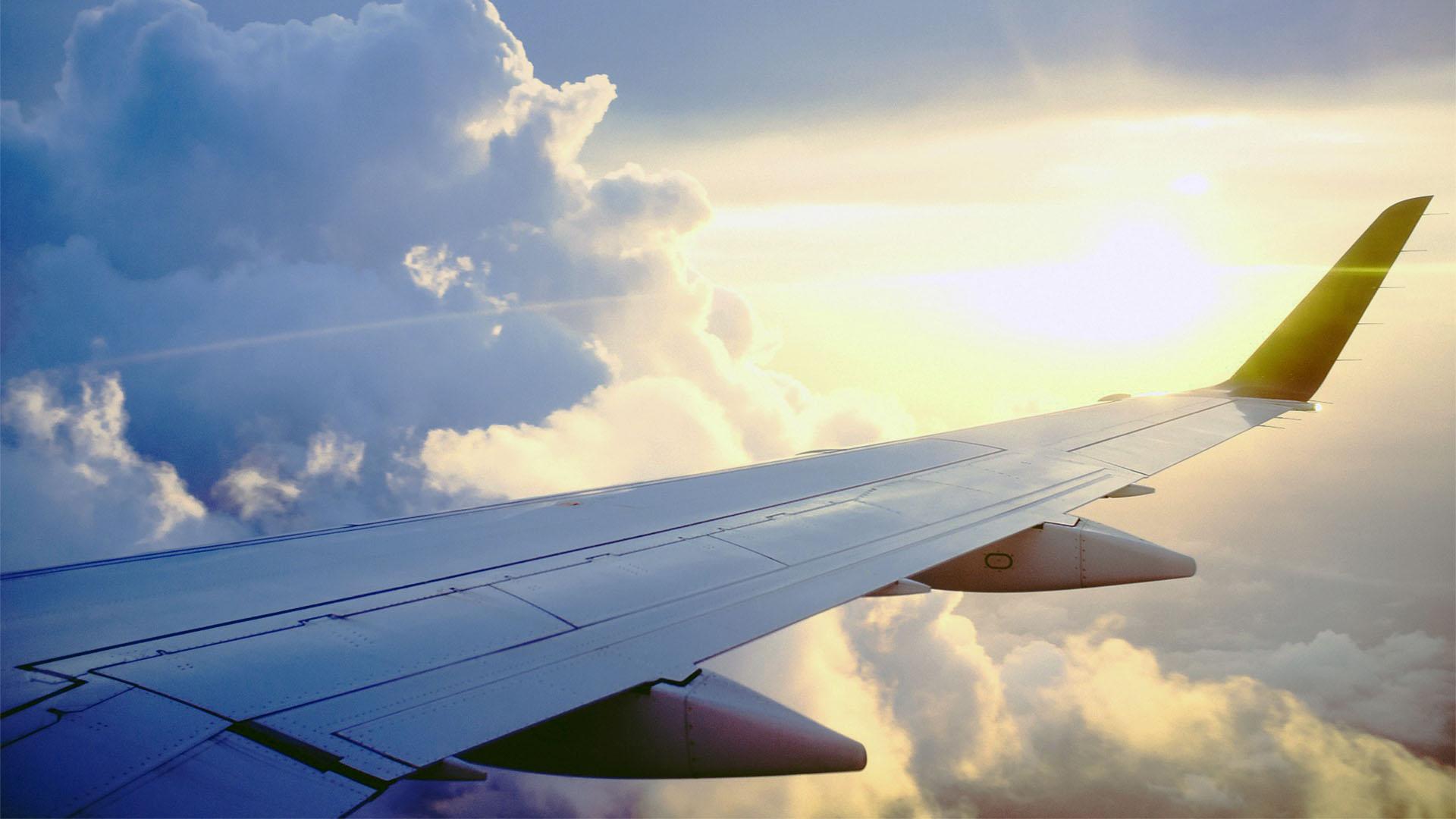 Slider transporte aéreo