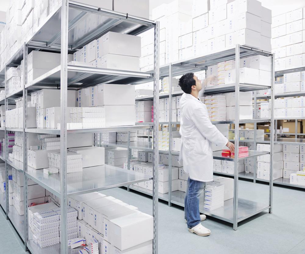 Transporte de mercancías farmacéuticas