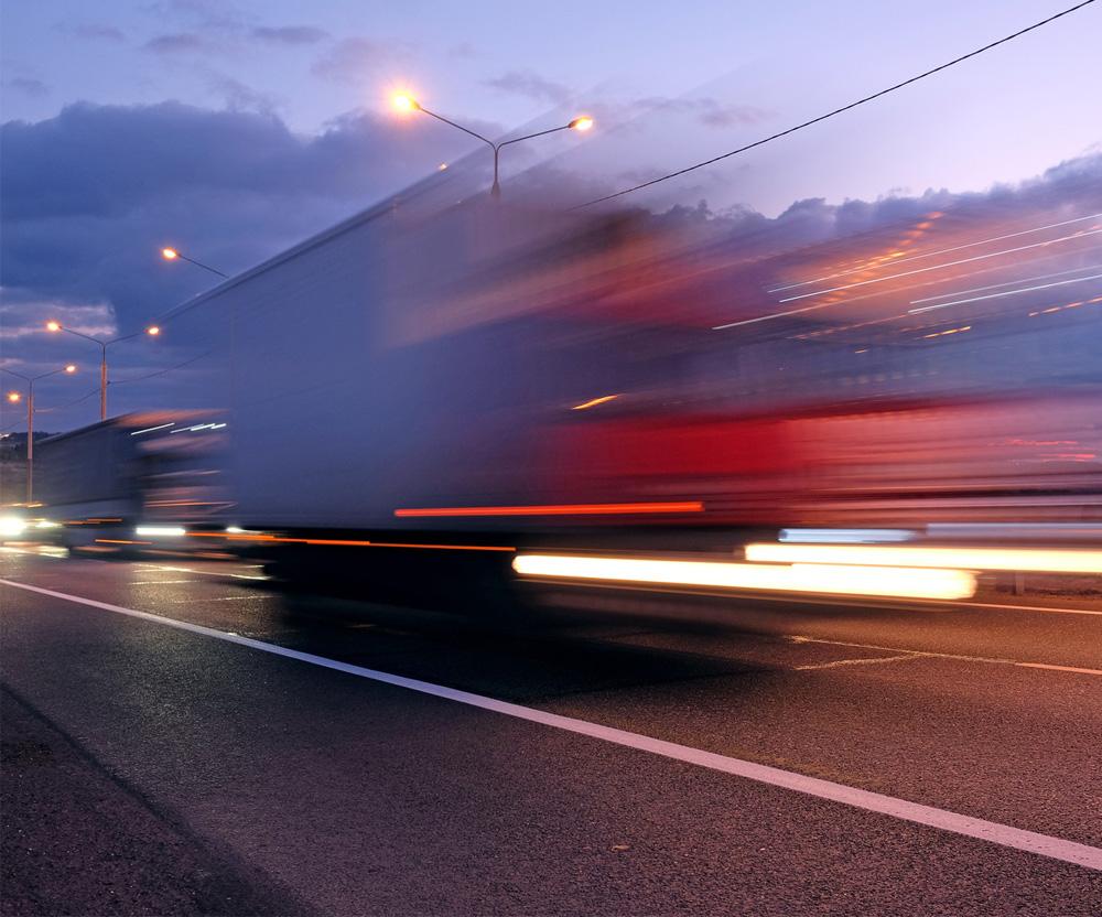 Transporte urgente internacional