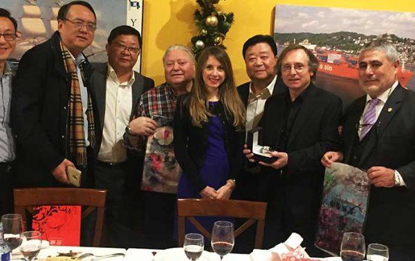 El Vicegobernador de Shanghai visita España de la mano de Boss Continental.
