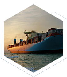 Envío marítimo internacional