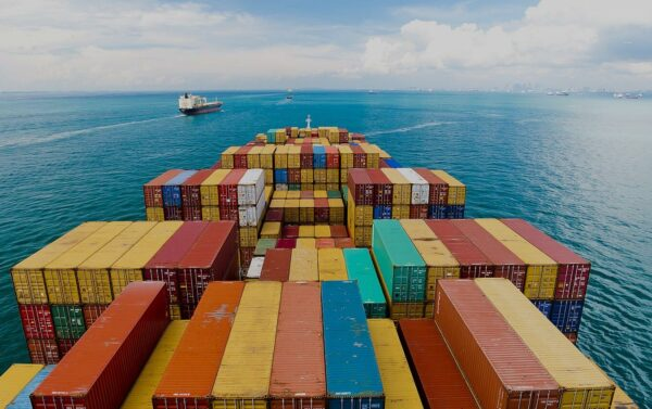 transporte maritimo de pallets