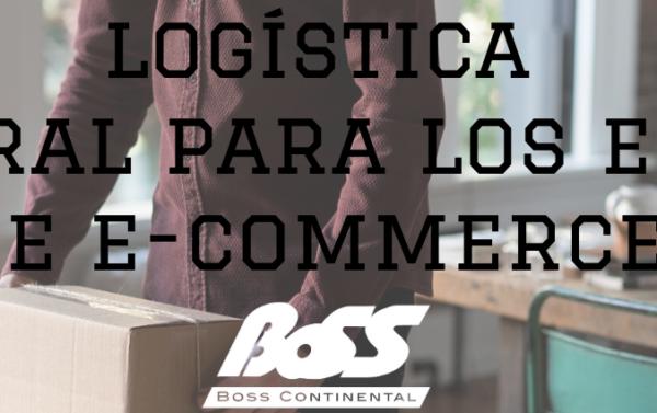 Lógística integral para los envíos de E-commerce