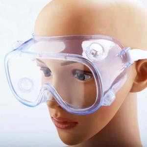 Gafas protectoras.