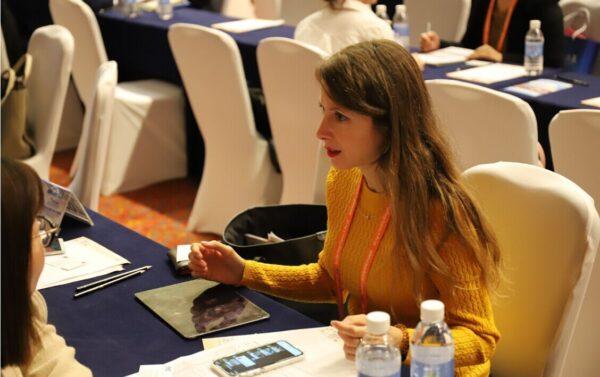 Cristina de Santisteban, Directora de Boss Continental